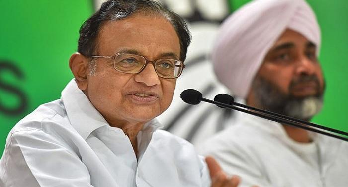 p. chitambrem सपा-बसपा गठजोड़ पर लोकसभा चुनाव से पहले दोबारा विचार किया जाएगा: पी. चिदंबरम