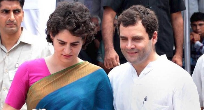 priyanka gandhi 1 बीजेपी से पंगा लेना प्रियंका गांधी को पड़ा भारी, एक महीने के अंदर करना होगा घर खाली..