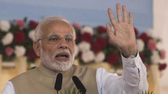 मोदी ने कहा भारत किसी भी कीमत पर नहीं रुकेगा…भाजपा कार्यकर्ताओं को कर रहे थे संबोधित