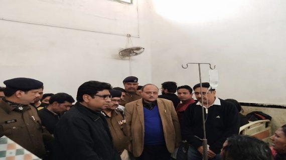 बिहार सरकार ने दिया मृतको के परिजनों को 4-4 लाख और घायलों के 50-50 हजार देने का निर्देश