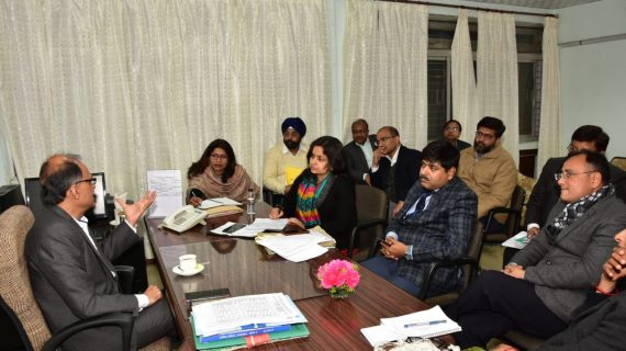 प्रदेश के युवाओं को रोजगार के अवसर प्रदान करना  प्राथमिकता:-मुख्यमंत्री श्री त्रिवेन्द्र सिंह रावत