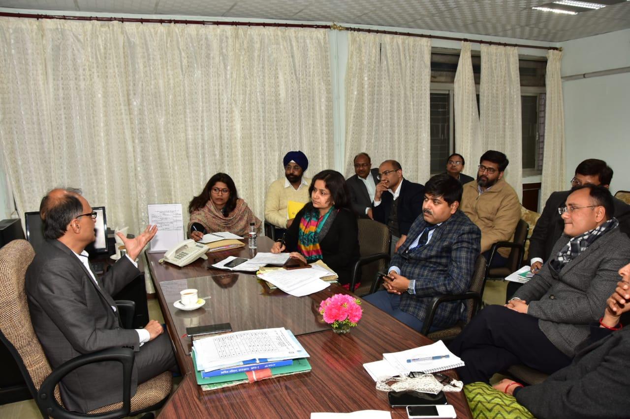 CS Photo 20 February 2019 प्रदेश के युवाओं को रोजगार के अवसर प्रदान करना प्राथमिकता:-मुख्यमंत्री श्री त्रिवेन्द्र सिंह रावत