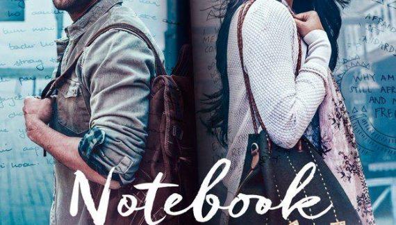 """""""नोटबुक"""" का पहला ट्रेलर अब 22 फरवरी को रिलीज होगा।"""