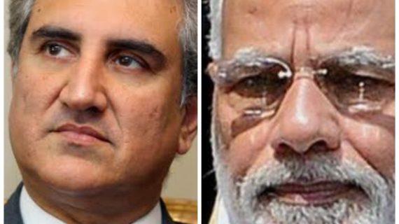 पाक विदेश मंत्री कुरैशी का कहना है कि अगर भारत तनाव कम करता है तो पायलट को रिहा करने को तैयार है