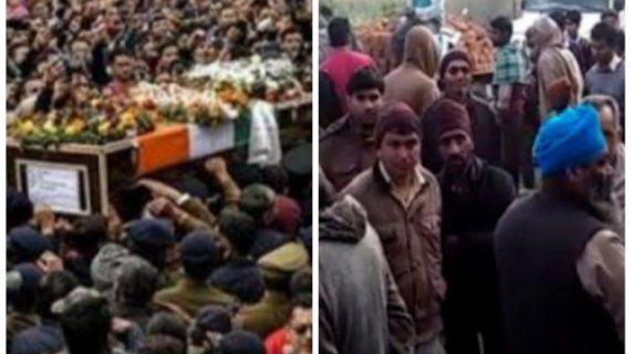 शामली में शहीद अमित के पिता ने भारत की इस कार्यवाही की सरहना