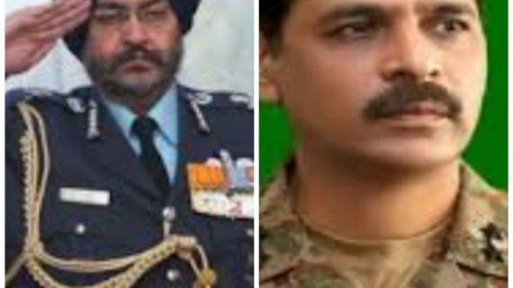 पाकिस्तान का दावा – भारतीय विमान को हमने मार गिराया…एक पायलट उनकी कस्टडी में