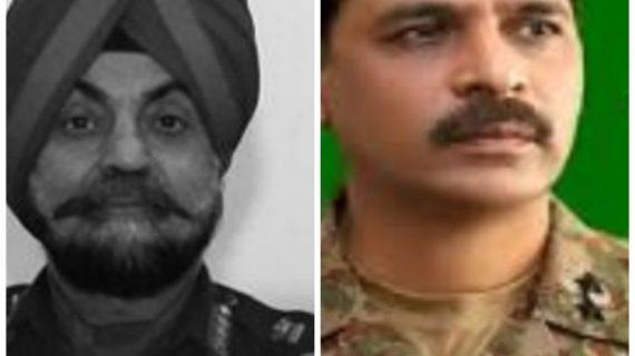 पाकिस्तान से जवाबी कार्रवाई के लिए तैयार रहें-  पूर्व भारतीय सेना प्रमुख