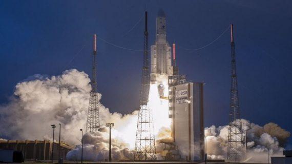 इसरो के 40वें कम्यूनिकेशन सैटलाइट GSAT-31 को सफलतापूर्वक लॉन्च किया गया