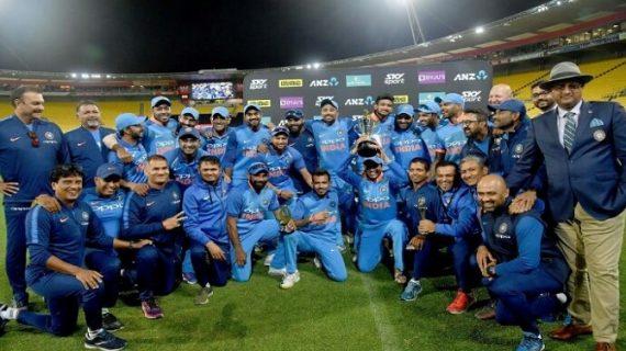 वर्ल्ड कप 2019 के लिए चुनी जाने वाली भारतीय टीम को लेकर BCCI ने किया एक खुलासा