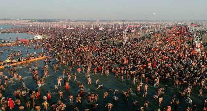 बसंत पंचमी के दिन कुंभ का तीसरा और अंतिम शाही स्नान, लाखों श्रद्धालु लगाएंगे डूबकी