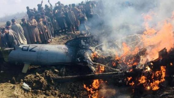 भारतीय वायु सेना का लड़ाकू विमान हुआ दुर्घटनाग्रस्त … 2 पायलटों के मृत होने की आशंका