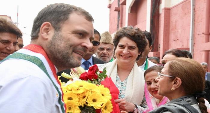 कांग्रेस महासचिव बनने के बाद प्रियंका गांधी वाड्रा ने बनाया ट्विटर पर अकाउंट
