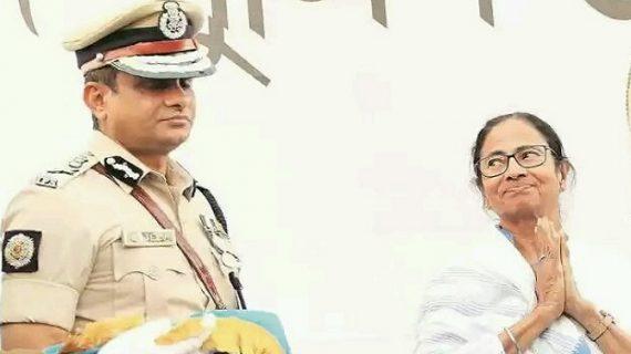 कोलकाता पुलिस कमिश्नर राजीव कुमार से सीबीआई दफ्तर में घंटों की लंबी पूछताछ