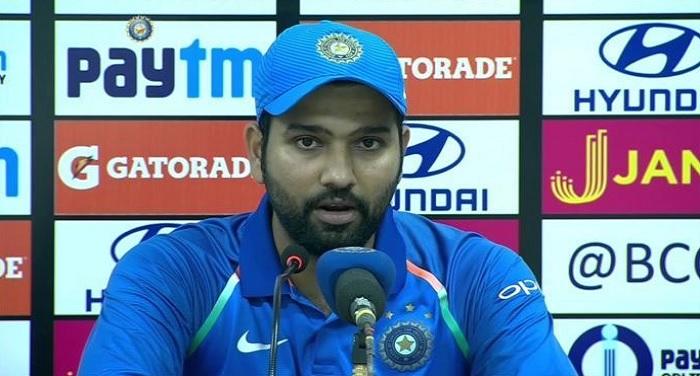 जानिए: क्यों रोमांचक हार के बाद भी क्यों दुखी नहीं हैं टीम इंडिया के कार्यवाहक कप्तान रोहित शर्मा