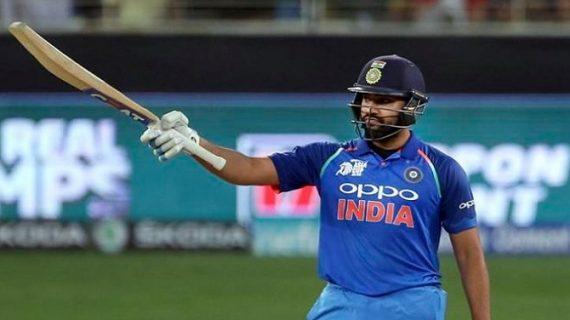 टीम इंडिया के 'हिटमैन' रोहित शर्मा ने किया न्यूजीलैंड के खिलाफ कमाल का प्रदर्शन