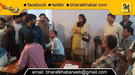 मतदाता लें ईवीएम एवं वीवीपैट से मतदान करने का प्रशिक्षण: आर्यका अखौरी