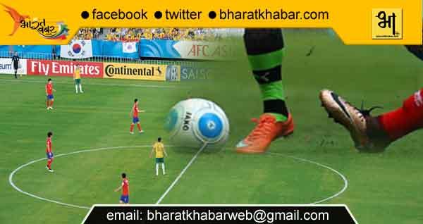 Football play बजट न मिलने के कारण खेल महाकुंभ के स्थगित होने की आशंका