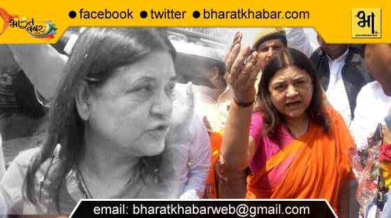 मेनका गांधी अब और भी हो गईं हैं उग्र, अब दे डाला ये बयान, सुनें क्या बोली