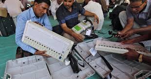 evm voting election4 मतदाता जागरूकता कार्यक्रम के जरिये किया जा रहा वोट देने की अपील