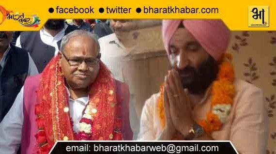 मेरठ लोकसभा: कांग्रेस प्रत्याशी हरेंद्र अग्रवाल और प्रभारी इंद्र सिंह मोहन हनी में ठनी रार