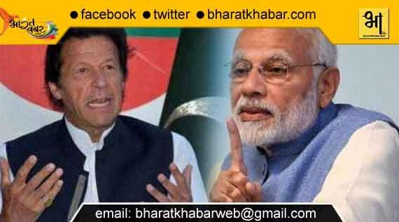 पाकिस्तान-डे पर नरेंद्र मोदी ने इमरान खान को दी शुभकामनाएं