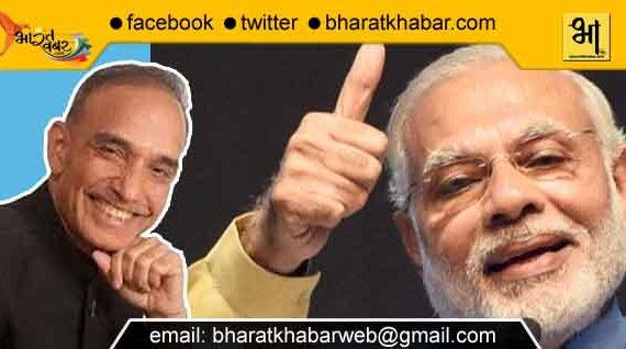 BJP 1st Show: नरेंद्र मोदी वाराणसी से ठोकेंगे ताल, सत्यपाल बागपत से भरेंगे उड़ान