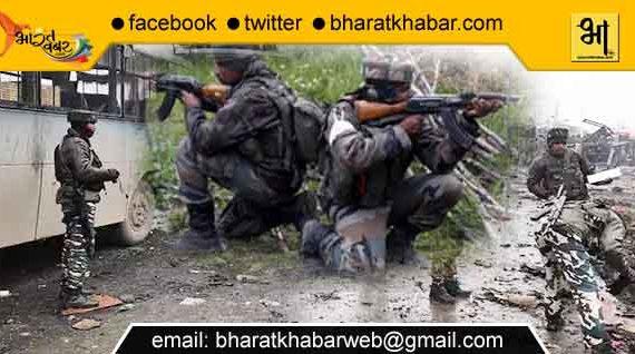 जम्मू-कश्मीर: सुरक्षाबलों ने लश्कर के दो आतंकी मार गिराए, ऑपरेशन जारी