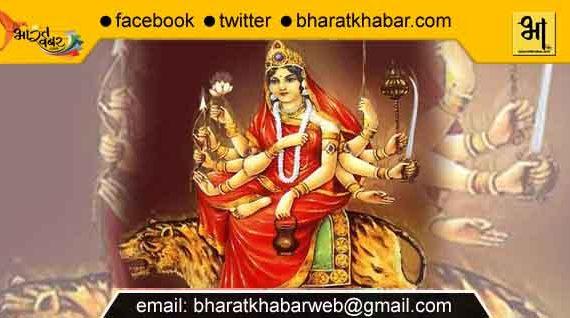 तृतीय नवरात्रि : श्री चंद्रघंटा जी से मिलेगी प्रसन्नता और व्यापार में वृद्धि