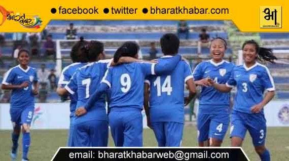 इंडोनेशिया पर भारतीय महिला फुटबाल की तीसरी जीत, अभी जारी है बेहतरीन परफार्मेंस का सिलसिला