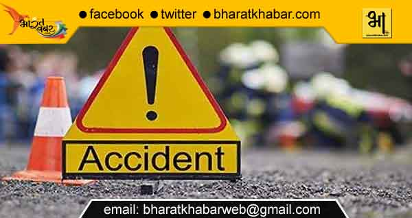 accident भीषण हादसा: ट्रकों की भिड़ंत, ड्राइवर का पैर टूटकर हुआ अलग, मौके पर ही मौत
