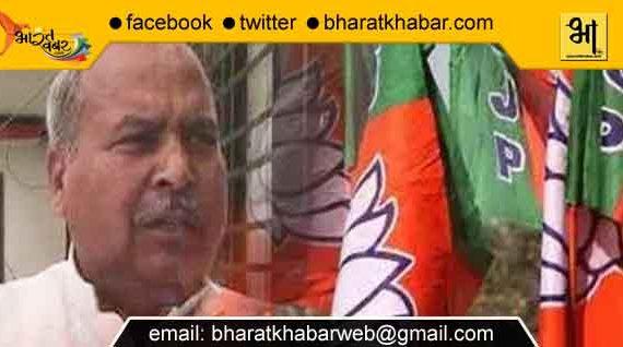 बीजेपी नेता जयकरण गुप्ता का प्रियंका पर वार बोले, 'स्कर्ट वाली बाई अब साड़ी में मंदिर जाने लगी'