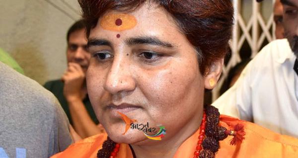 sadvi pragya singh बीजेपी सांसद साध्वी प्रज्ञा के इस मंत्र से होगा कोरोना का नाश...