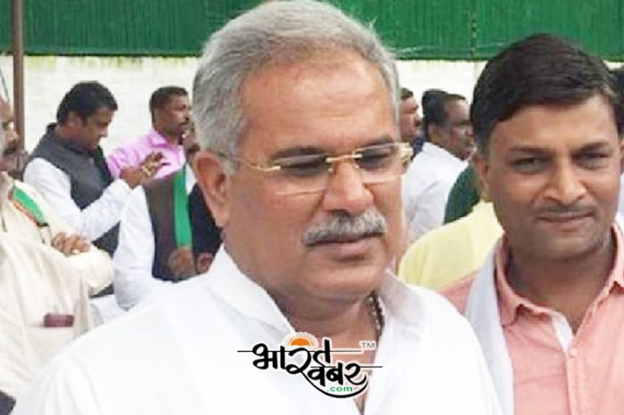 रायपुर: स्वास्थ्य महकमे की कार्यप्रणाली से खफा दिखे मुख्यमंत्री बघेल