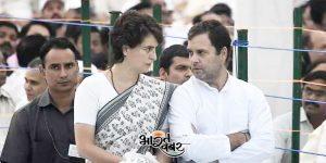 rahul gandhi priyanka gandhi पत्रकार की हत्या पर हुई राहुल-प्रियंका की एंट्री, योगी सरकार पर किया तीखा हमला..