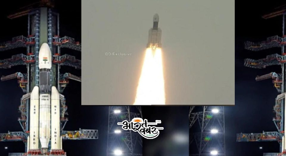 48 दिन बाद चंद्रमा पर भारत का बजेगा डंका, मिशन-मून-2 ने विश्व में भारत का बढ़ाया मान