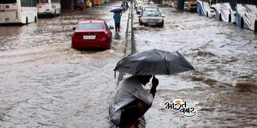 mumbai raining heavily बाढ़ में डूब राजस्थान, बारिश की तबाही आपके होश उड़ा देगी..