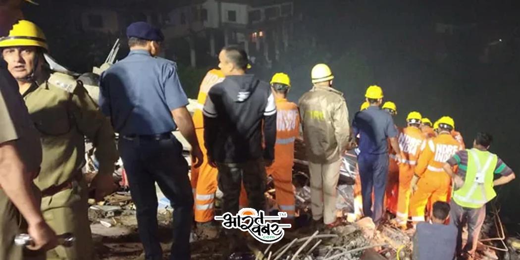 solan hp jawan killed इमारत ढहने से छह जवानों समेत सात की मौत, हिमाचल के सोलन में हुआ हादसा