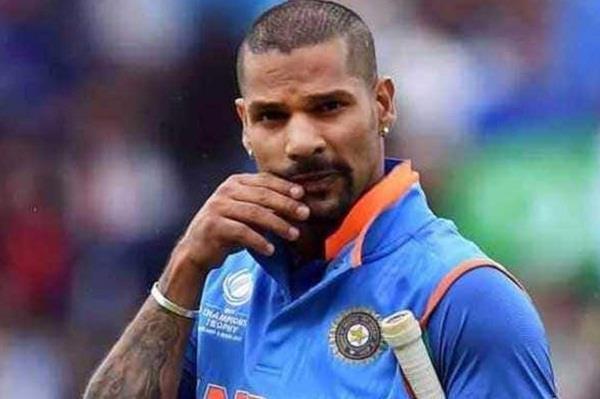 2019 8image 21 58 519817790shikhardhawan ll श्रीलंका दौरे पर शिखर धवन के हाथों में कमान, इस दिग्गज ने युवा खिलाड़ियों को दिया खास संदेश