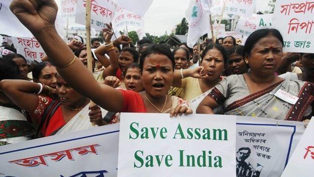 asam 31 अगस्त को प्रकाशित होगा एनआरसी सूची, 40 लाख लोगों की किस्मत का होगा फैसला