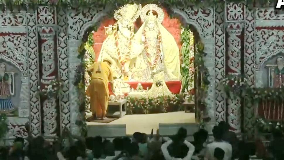 mathura जन्माष्टमी के शुभ अवसर पर बंद रहेगी भगवान कृष्ण की नगरी मथुरा..