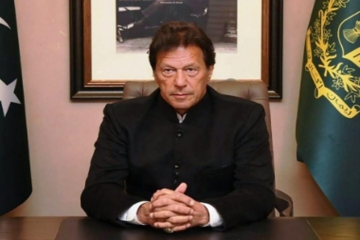 imran khan pti 1 पीएम इमरान ने कहा सरकारी, कीमती संपत्ति बेची जाएगी