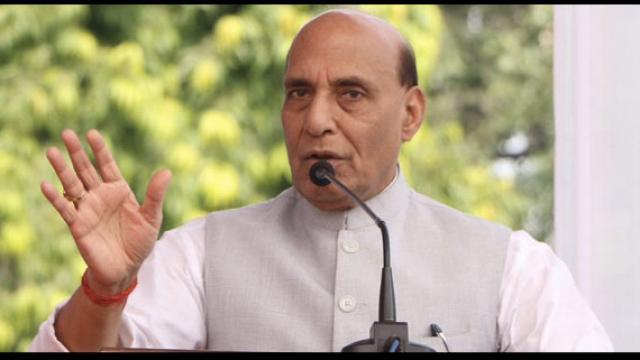 रक्षा मंत्री राजनाथ की चीन को नसीहत, कहा- भारत मुहतोड़ जवाब देने में सक्षम