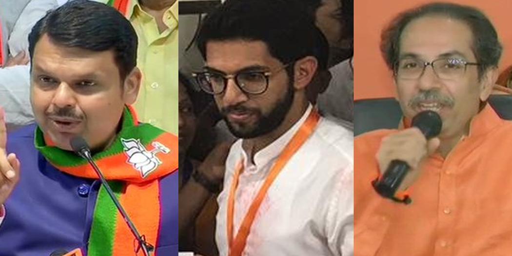 devendra fadnavis cm maharashtra देवेंद्र फडणवीस बोले, भाजपा-शिवसेना नेतृत्व को दोबारा चुनने के लिये प्रदेश की जनता का आभार