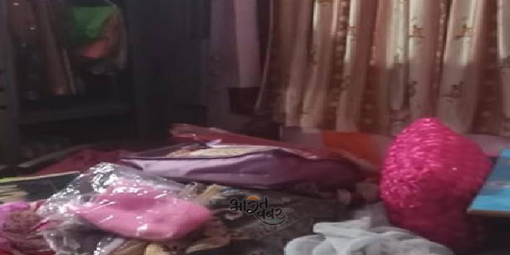 chori कानपुर में एक घर में हुई 1 करोड़ की चोरी..