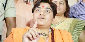 pragya thakur sadhvi बीजेपी सांसद साध्वी प्रज्ञा के इस मंत्र से होगा कोरोना का नाश...