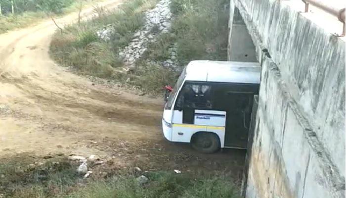 हैदराबाद हैदराबाद में महिला डॉक्टर का रेप और हत्या करने वाले आरोपियों को पुलिस ने किया ढेर