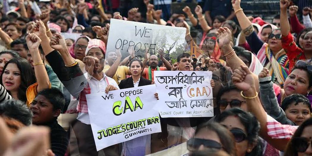 CAA CAB oppose नहीं थम रहा विरोध का सिलसिला, अब दिल्ली के सीलमपुर में बवाल, मेट्रो स्टेशन ठप