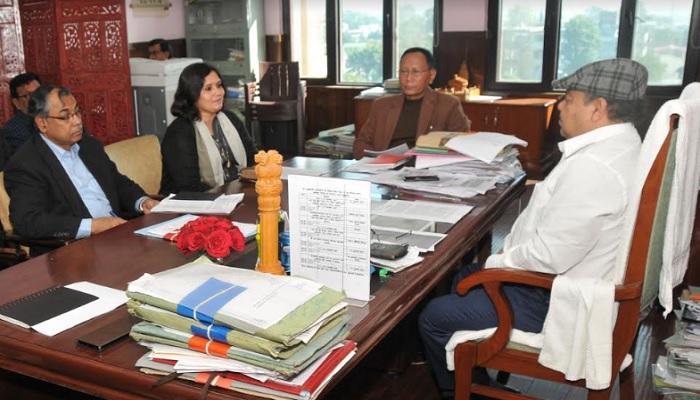 DEHRADUN ओम प्रकाश से आईफैड की सुपर विजन मिशन टीम ने कंट्री लीडर मीरा मिश्रा के नेतृत्व में मुलाकात की