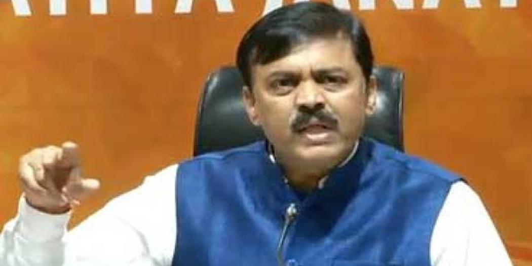 GVL narsimharao bjp राहुल गांधी नहीं 'राहुल जिन्ना' है अधिक उपयुक्त नाम: भाजपा नेता