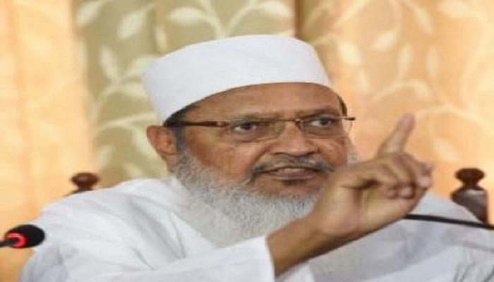 MOLVI 99 फीसदी मुसलमान चाहते हैं अयोध्या विवाद में SC के फैसले पर पुनर्विचार याचिका दायर करना: वली रहमानी